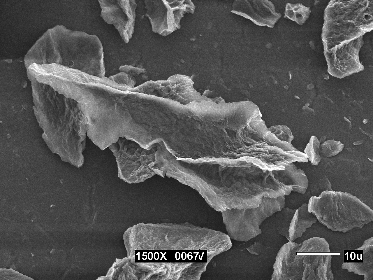Smectite (from soil)